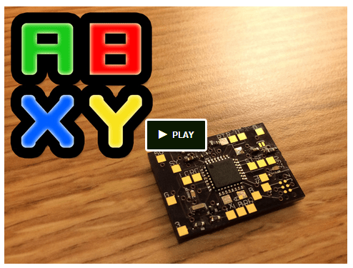 An Arduino Platform to Hack and Automate Xbox controllers: ABXY