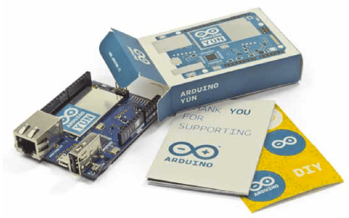 Interact and remotely control Arduino YUN with Ajax | Open Electronics