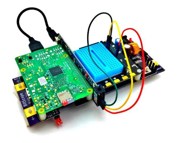 BitScope Blade for multiple Raspberry Pi solutions | Open