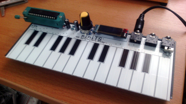 DIY a Tiny Single-PCB Synthesizer - Open Electronics - Open