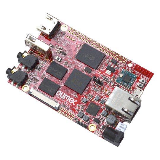 Olimex Has Revealed Its New Open Spec Allwinner A64 Hacker