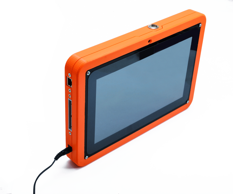 RASPBERRY PI turns into a tablet   Open Electronics