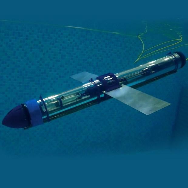 Open Source Underwater Glider Drone   Open Electronics
