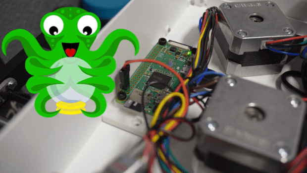 OctoPrint and a Pi ZeroW is all You Need to Upgrade your 3D