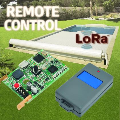 LoRa remote control | Open Electronics