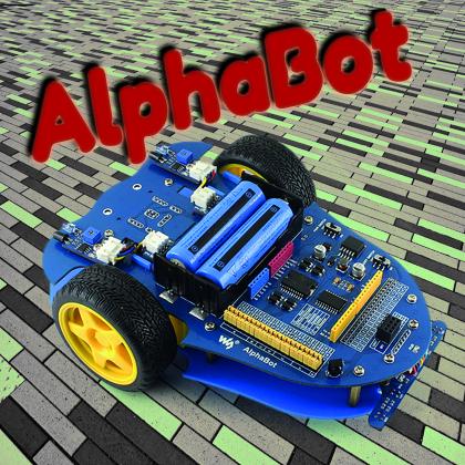 Alphabot, THE OPEN SOURCE ROBOT | Open Electronics