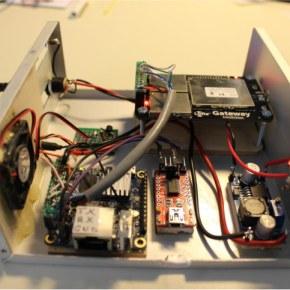 Build Your LoRa Gateway with an Orange Pi Zero and RAK831