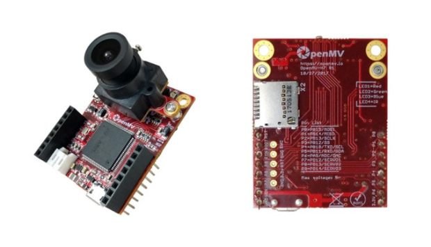 OpenMV Cam H7: the Open Source MicroPython Powered