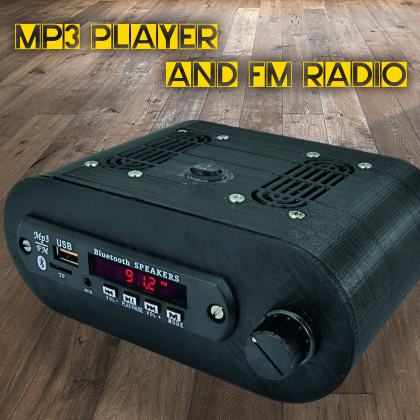 MP3 PLAYER AND FM RADIO | Open Electronics