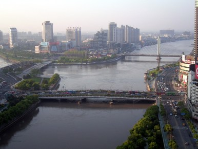 Juncture_of_three_main_rivers_in_Ningbo_China