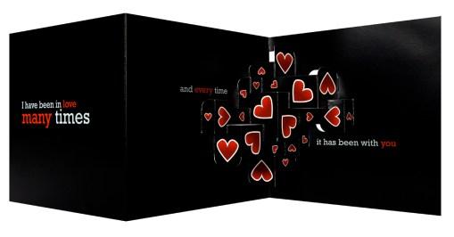 much love in black