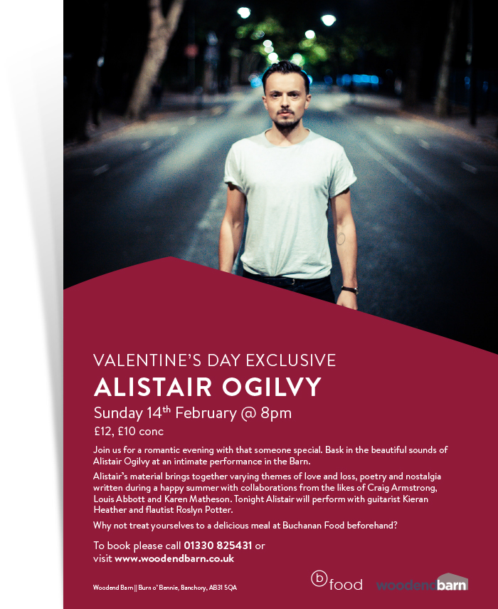Alistair Ogilvie Poster