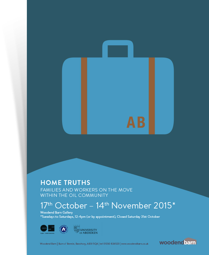 Home Truths Poster