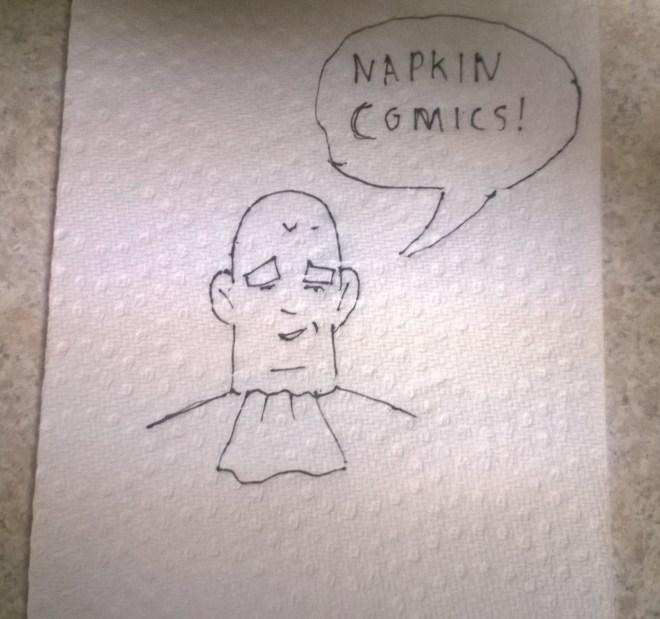 Napkin Comics