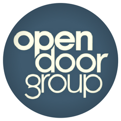 Open Door Group Logo Round
