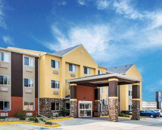 Comfort Inn & Suites Waterloo