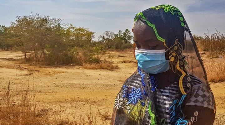 """Der Angriff auf ihre Gemeinde hat Salamata erschüttert: """"Ich begann schlaflose Nächte zu haben"""""""
