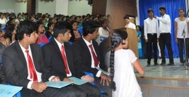 Bachelor of Commerce inauguration at SJC