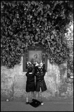 Sicily - 1961. By Bruce Davidson.