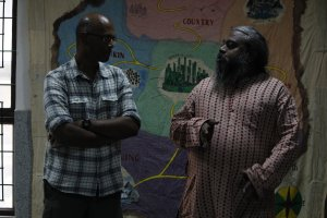 Venkat Srinivasan in conversation with Prof Arul Mani