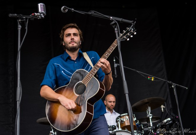 Lord Huron at Sloss Fest. Photo By Jamie Platus.