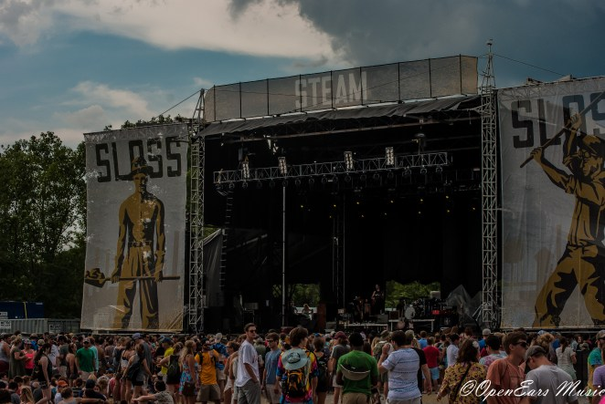 Sloss Fest. Photo By Mike Gerry