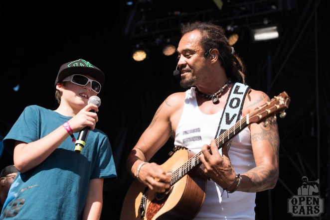 Michael Franti and Spearhead at 420 Fest