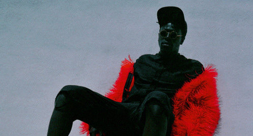 Moses Sumney Tonje Thileson