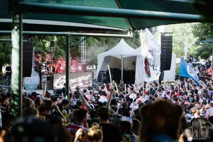 Grandtheft - Shaky Beats 2017 @ Centennial Olympic Park