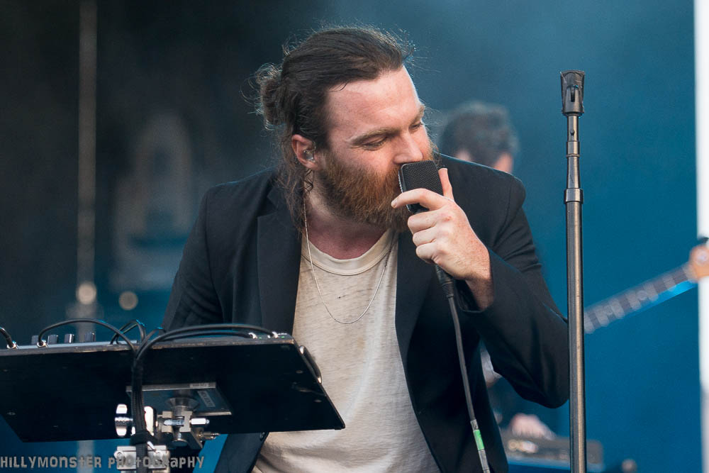 Nick Murphy @ Shaky Knees 2017 Day 2. Photo Hillery Terenzi