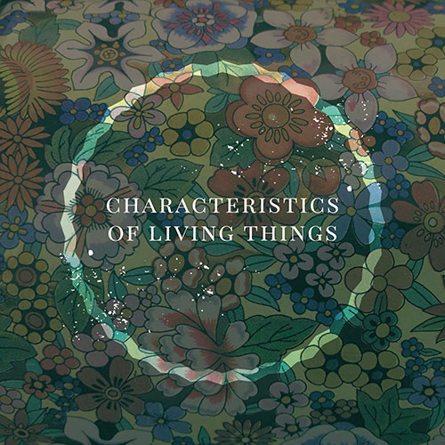 Quiet Hound's Characteristics of Living Things album artwork