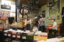 Faye Webster live, in-store @ Criminal Records in Atlanta