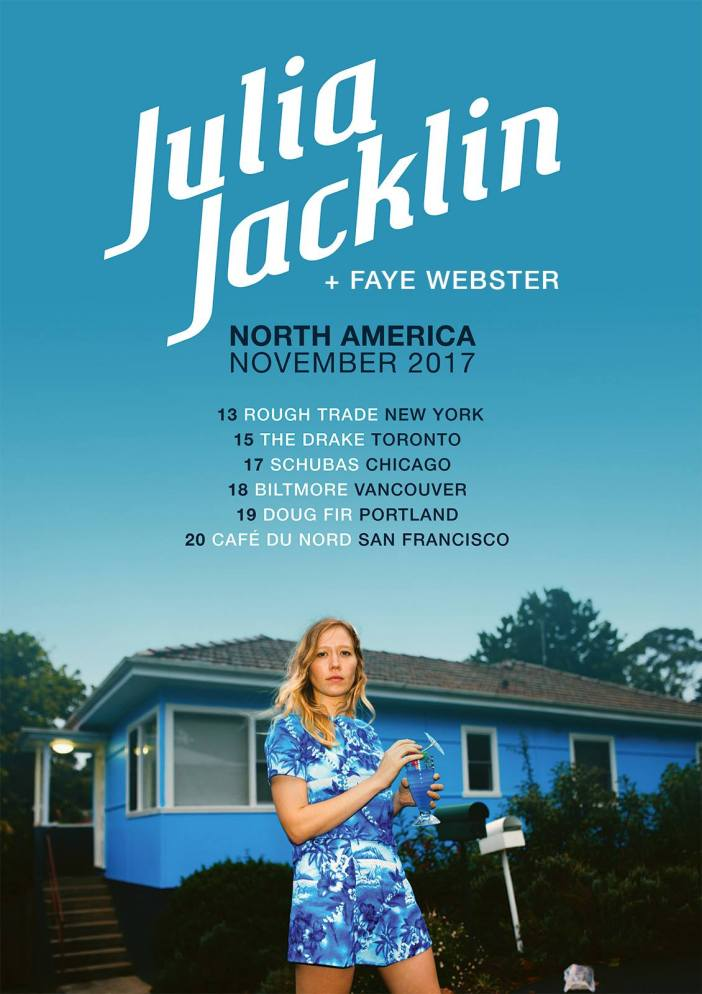 Faye Webster North American tour dates with Julia Jacklin