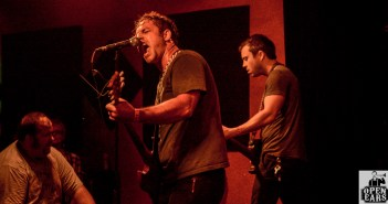 Lee Bains III & The Glory Fires LP Release Show at The EARL in Atlanta