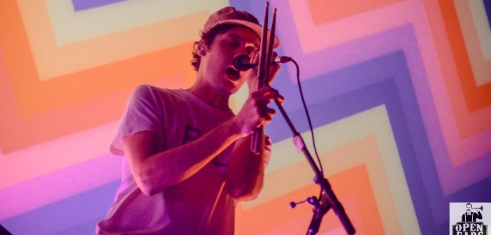 Washed Out's partnership with Microsoft enabled Ernest Greene to bring latest album, 'Mister Mellow', alive at Variety Playhouse with stunning visuals