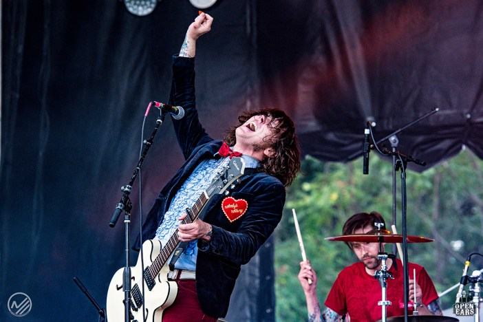 Beach Slang at Sloss Fest 2017 in Birmingham, Alabama