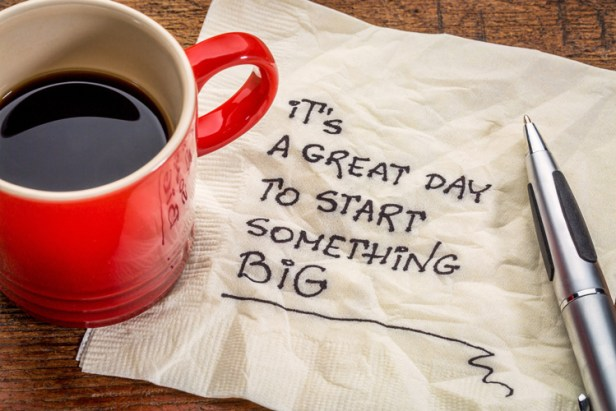 starting great business quotes