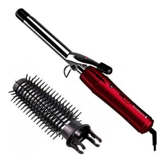 Rizador Ondular Remington con Cepillo Para Rizos CI11A19