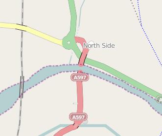 Open Flood Mapping - OSM Maps Update First