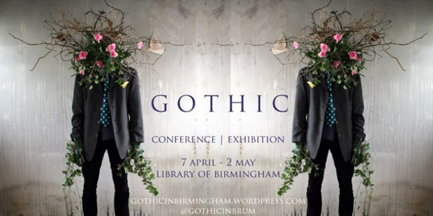 Gothic Exhibition 7th April-7th May