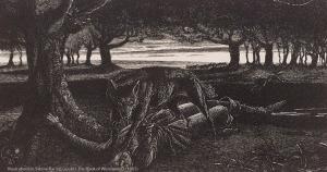 illustration-for-sabine-baringgoulds-the-book-of-werewolves