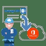 Pourquoi profiter du mode Exchange Hybride avec Office 365 ?