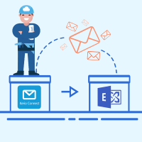 Migration Kerio Connect Mail vers Exchange ou Office 365