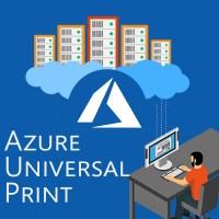 Azure Universal Print Microsoft 365