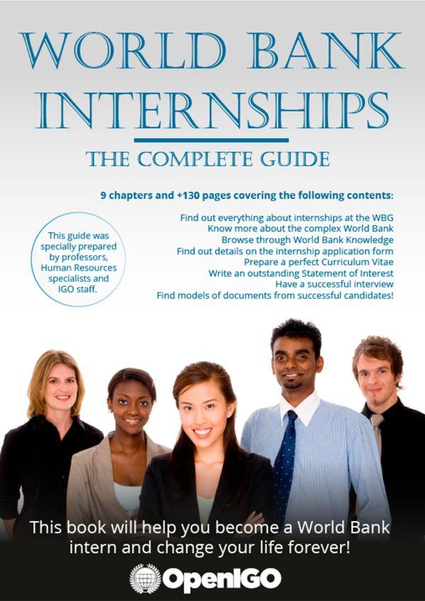 World Bank Internships ebook