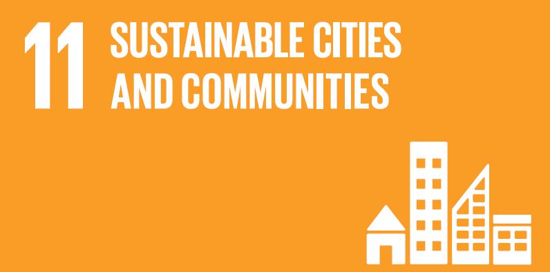 sdg sustainable cities
