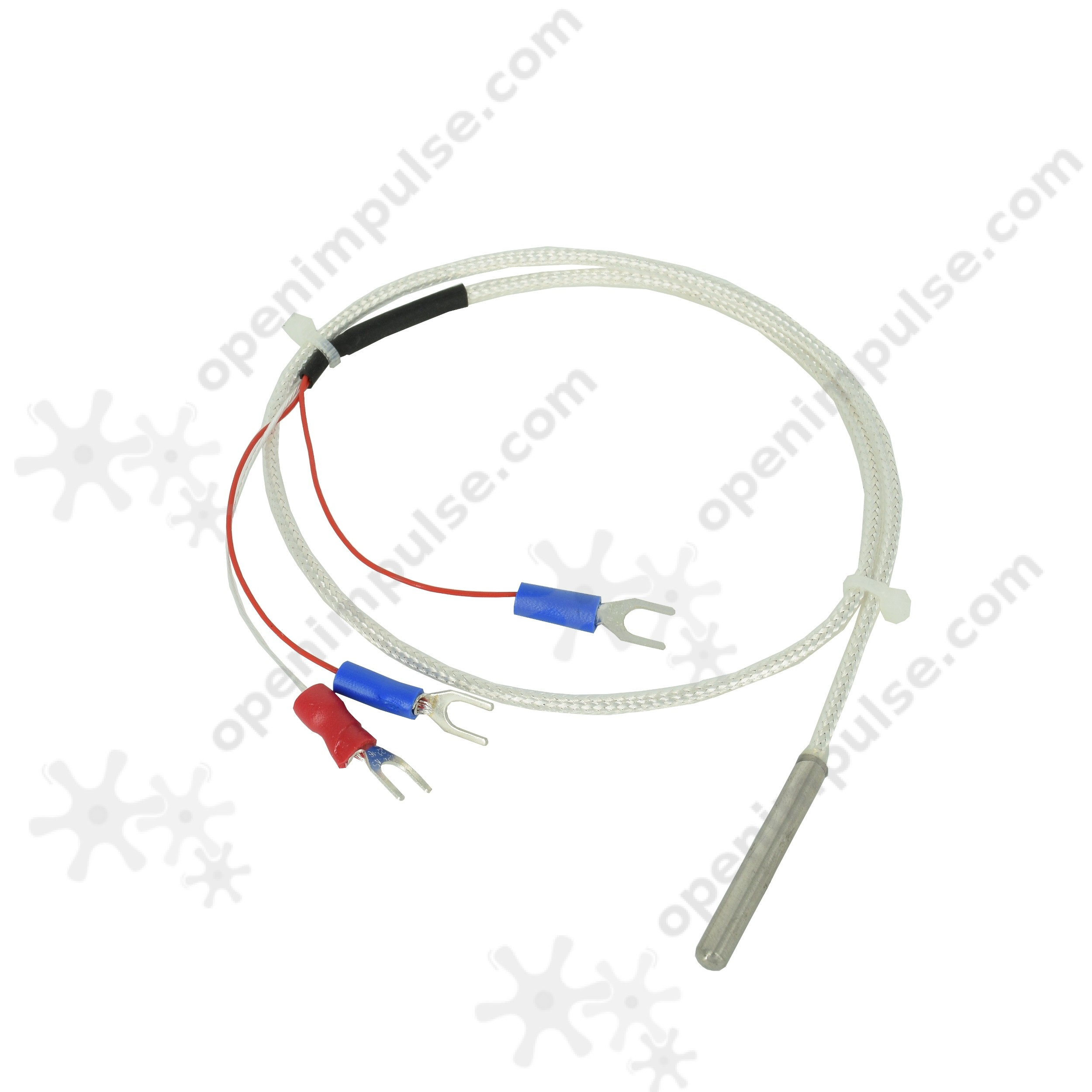 Pt100 Temperature Sensor With 0 5 M Cable 0 1 Accuracy