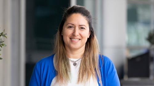 Sahar Ibrahim, Manager, Development and Performance, Inflight