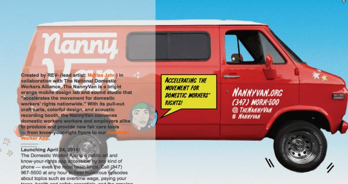 Open Law Lab - Project Nanny Van