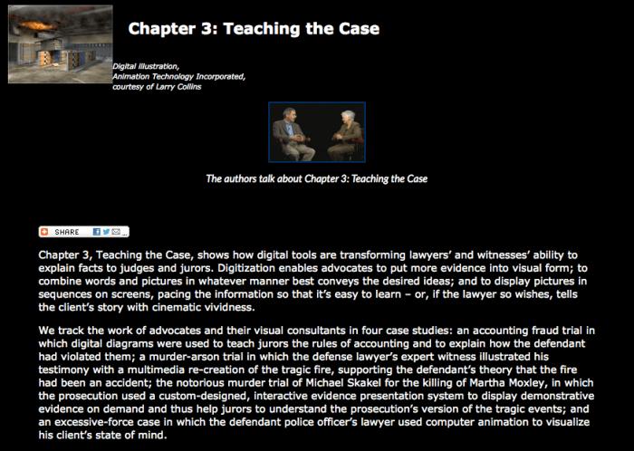 Visual Law - Law on Display 3